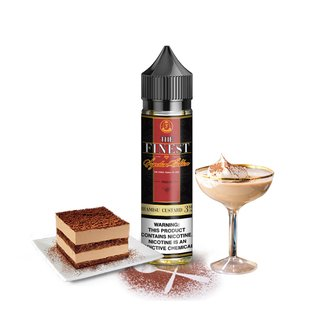 Juice - Finest Signature Edition - Tiramisu Custard - 60ml