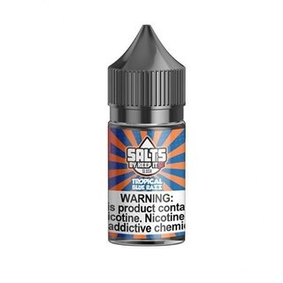 SaltNic - Keep IT 100 - Tropical Blue Razz - 30ml