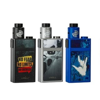 Kit - Uwell Blocks 90W - Squonk
