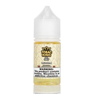 SaltNic - Tobac King - Vanilla Custard - 30ml