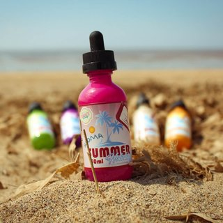 Juice - Dinner Lady - Cola Cabana - 60ml