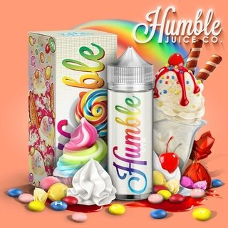 Juice - Humble - Vape The Rainbow - - 120ml