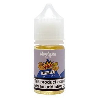 SaltNic - Vapetasia - Royalty II - 30ml