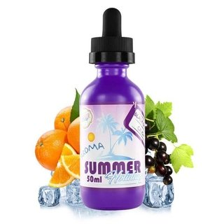 Juice - Dinner Lady - Black Orange Crush - 60ml
