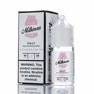 SaltNic - The Milkman- Watermelon Ice - 30ml