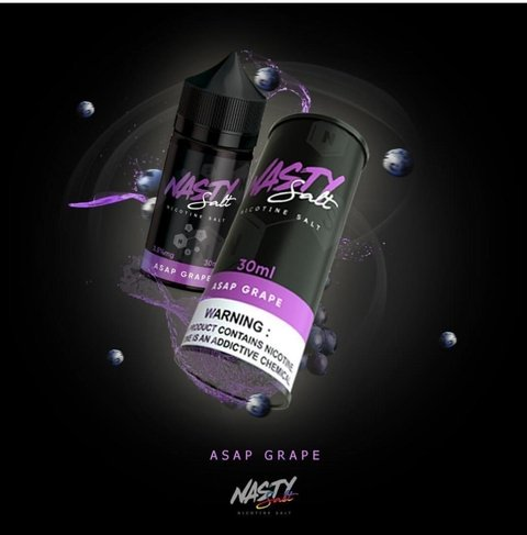 SaltNic - Nasty - Asap Grape - 30ml