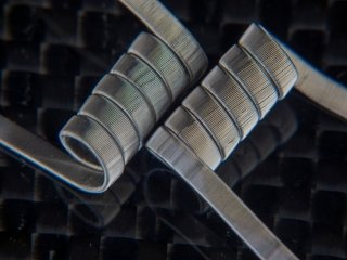 Matsu Coil - Hexa Core Fused Clapton -  (6*30N80/36N80 - 0.26? - Single)
