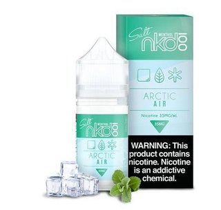 SaltNic - Naked - Arctic Air (Mint) - 30ml