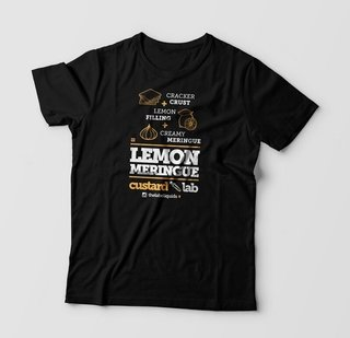 Camiseta - The Lab - Lemon Meringue - Unisex
