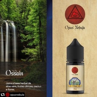 Juice - Opus Nebula - Ossain - 30ml