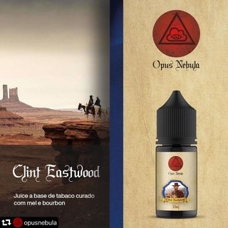 Juice - Opus Nebula - Clint Eastwood - 30ml