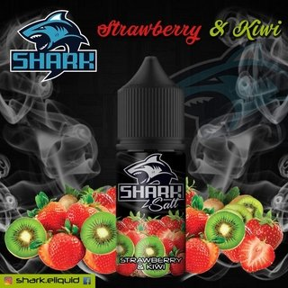 SaltNic - Shark - Strawberry & Kiwi - 30ml