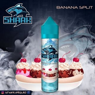 Juice - Shark - Banana Split - 60ml