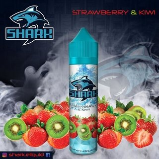 Shark - Strawberry & Kiwi - 60ml