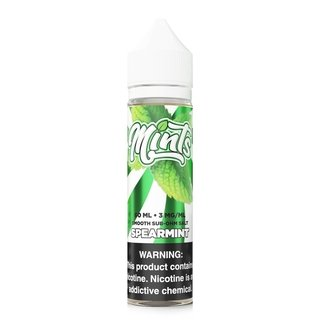 Juice - Mints - Spearmint - 60ml