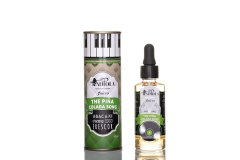 Juice - Radiola - The Pina Colada Song - 30ml