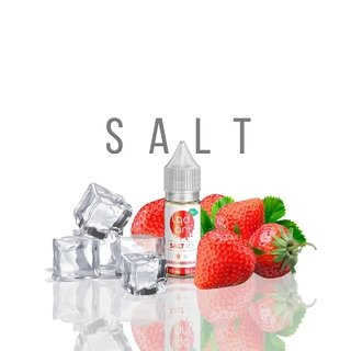 SaltNic - LQD ART - Strawberry Art - 15ml