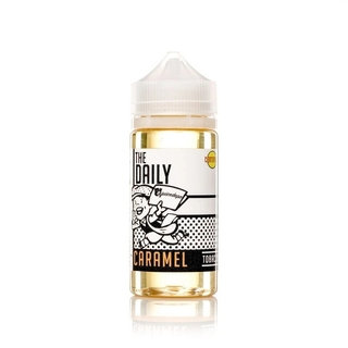 Juice - Nitro's Cold Brew - The Daily - Caramel Tobacco - 100ml