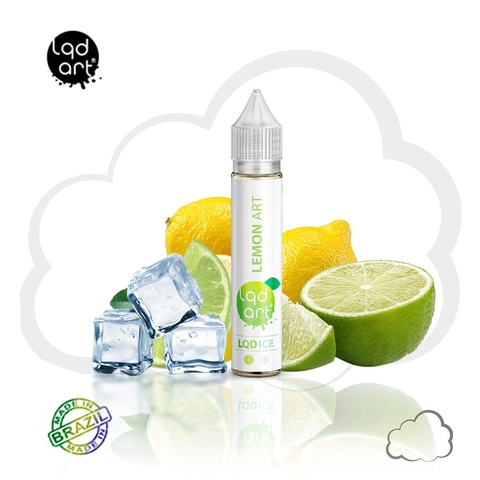 Juice - LQD ART - Lemon Art - 30ml