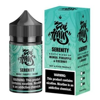 Juice - Zen Haus - Serenity - 75ml