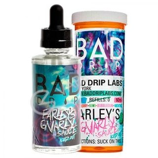 Juice - Bad Drip Labs - Farley'S Gnarly Sauce Iced Out - 60ml