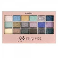 Paleta 18 sombras - Be Endless - Ruby Rose - HB-9927