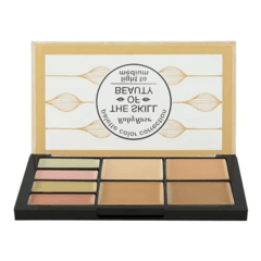 Paleta de Corretivos - The Skill of Beauty - Light to medium - Ruby Rose - HB-8097 na internet