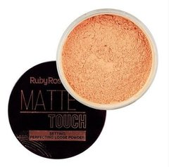 Pó facial solto - Matte Touch - Ruby Rose