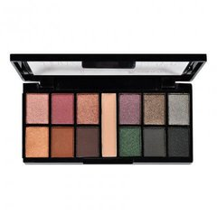 Mini kit de sombras 12 cores - Romance - Ruby Rose na internet