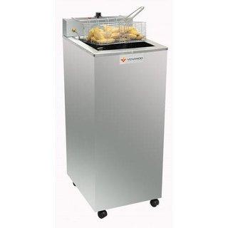 Fritador água e óleo gabinete elétrico 26 litros Desguste SFAO5 - Venâncio