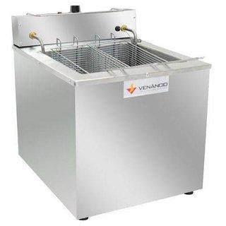 Fritador água e óleo para mesa elétrico 23 litros Desguste SFAO4 - Venâncio