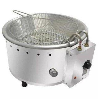 Tacho fritador elétrico 7 litros TEG - Venâncio