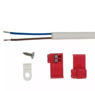 Kit Sensor de Temperatura 326005854 10K (modelo antigo) - Brastemp e Consul