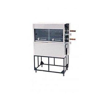 Forno assador a gás 10 frangos linha Hottor FH20 - Venâncio