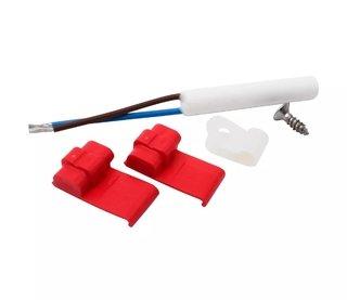 Kit Sensor de Temperatura W10696879 10K (modelo novo) - Brastemp e Consul