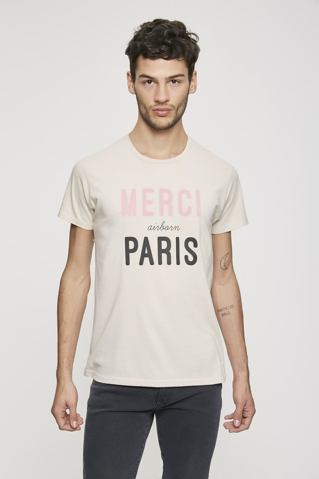 REMERA MERCI PARIS
