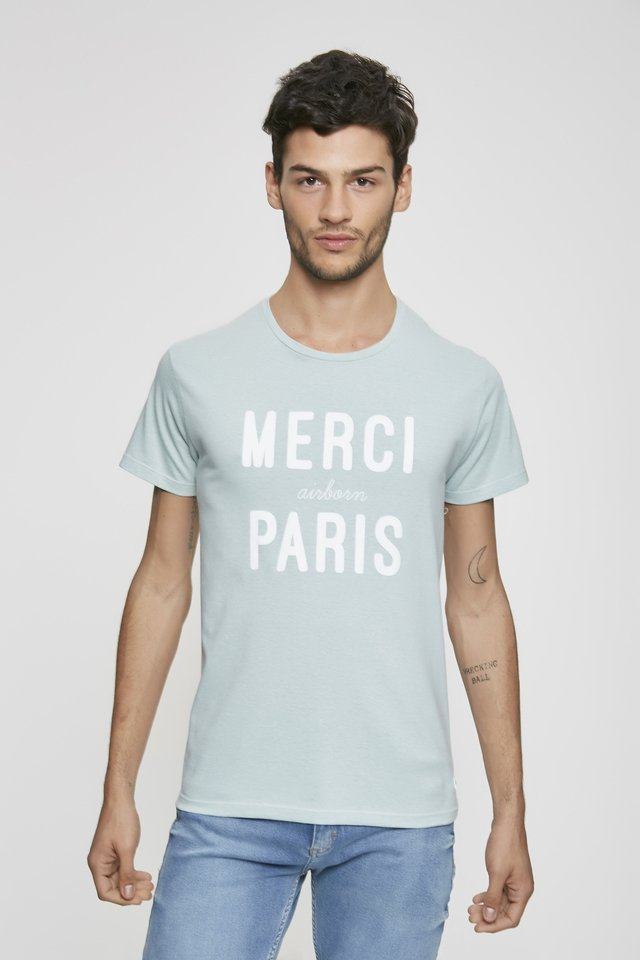 REMERA MERCI PARIS en internet
