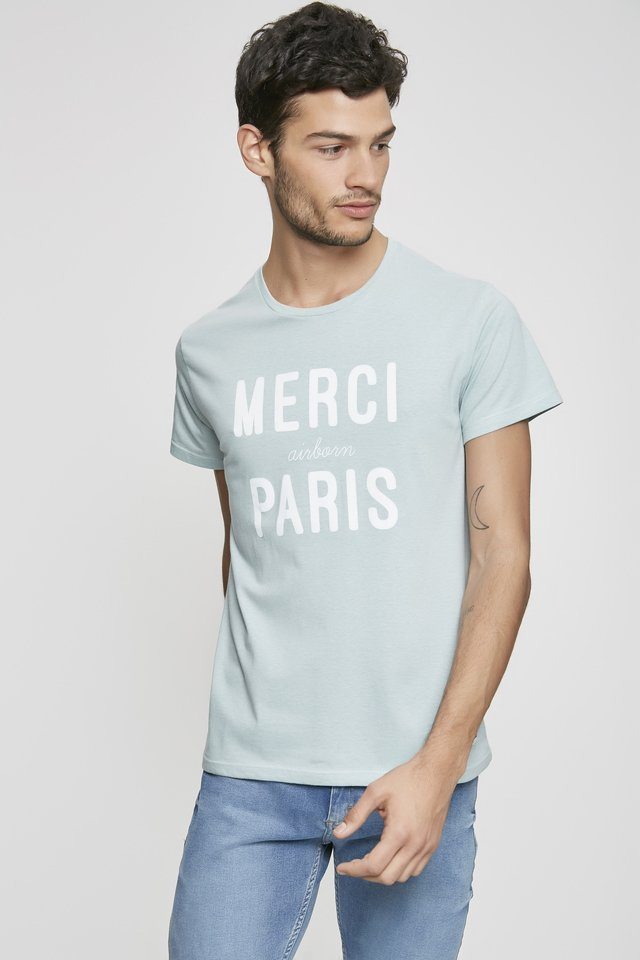 REMERA MERCI PARIS - comprar online