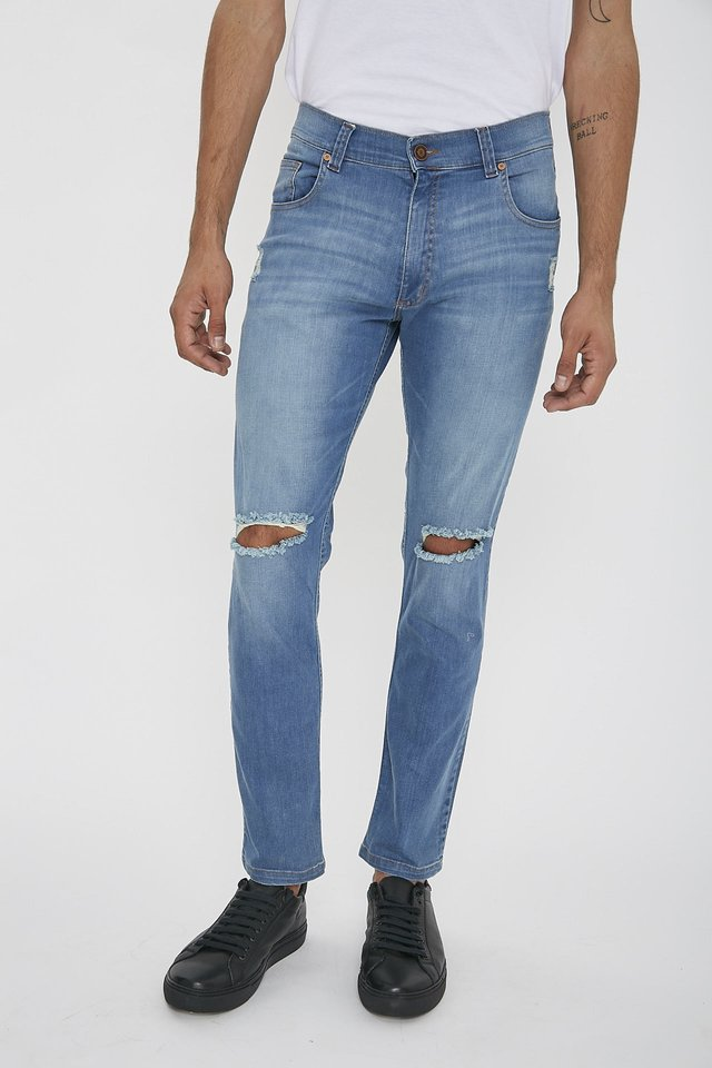 JEAN SKINNY PREFFER LIGHT