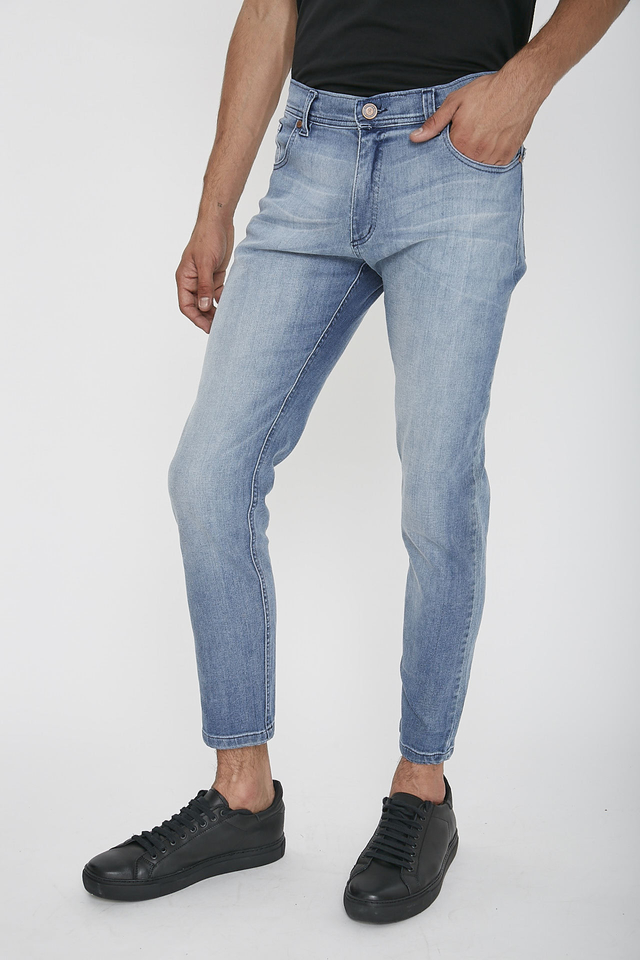 JEAN SLIM FIT PLUS - comprar online