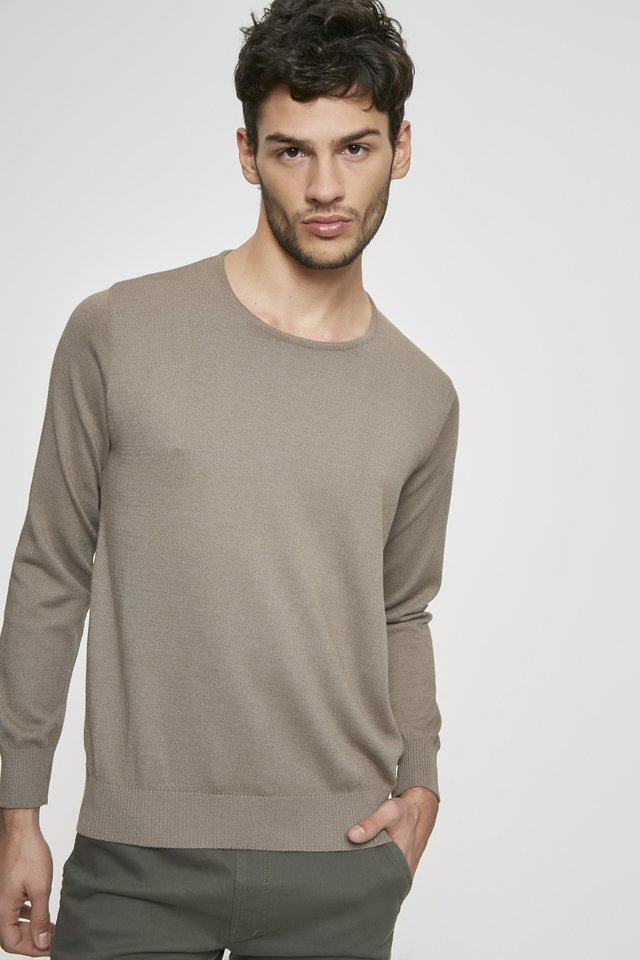 SWEATER O BASIC - Airborn