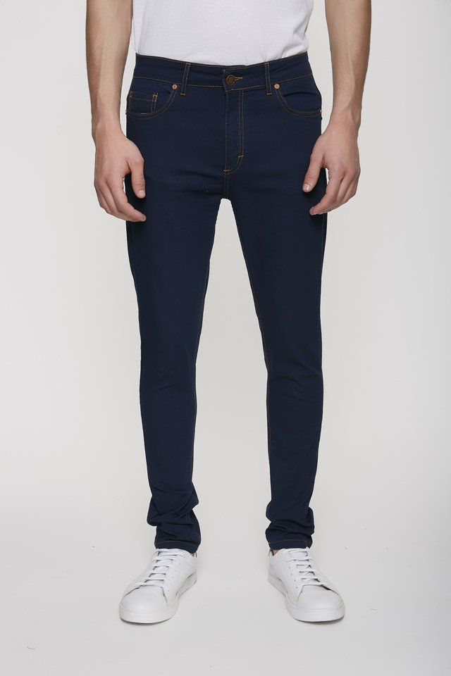 JEAN SLIM FIT DEEP BLUE