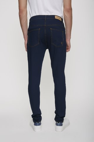 JEAN SLIM FIT DEEP BLUE - comprar online