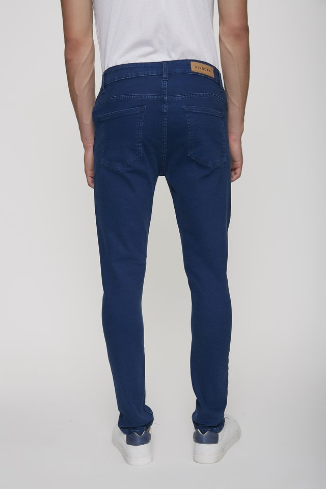 JEAN SLIM FIT INTENSE BLUE - comprar online
