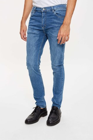 JEAN SLIM FIT DEEP GREY