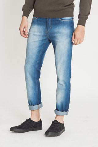 JEAN SLIM FIT NEW DUCHAMP - comprar online