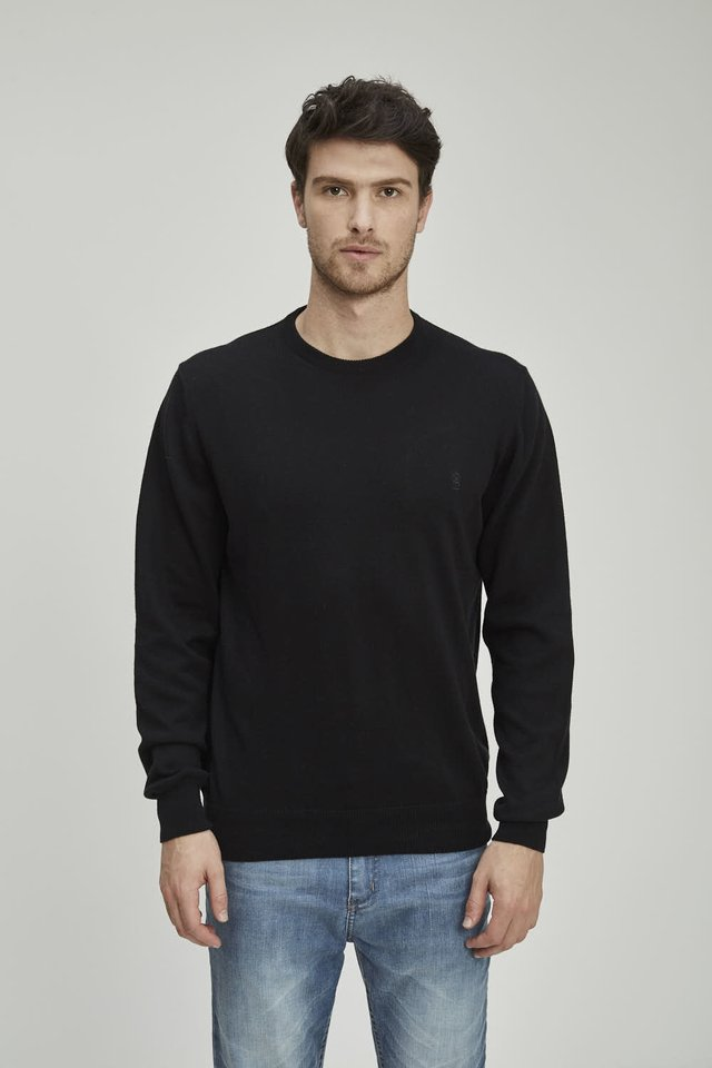 SWEATER BASIC O - Airborn