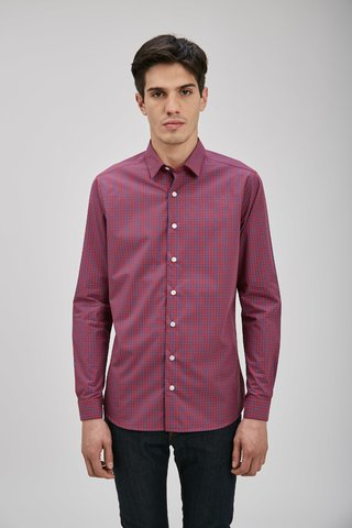 CAMISA AM CUAD TATTERSALL