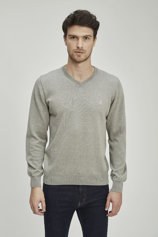 SWEATER BASIC V