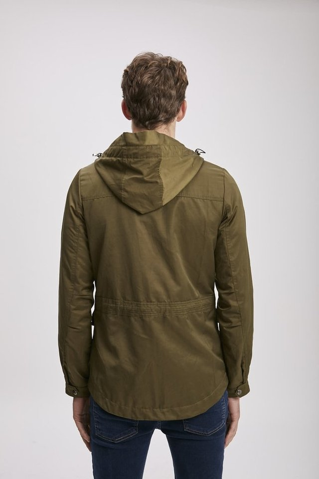 PARKA WHISKEY